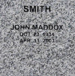 John Maddox Smith