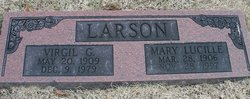 Virgil Geshwin Larson