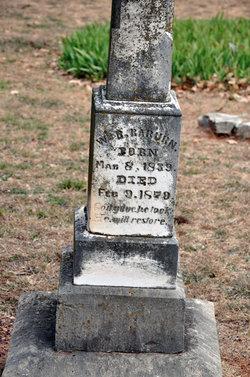 William B Raburn