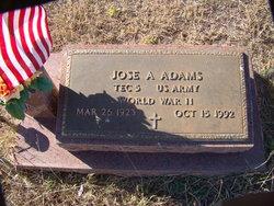Jose Arturo Adams, Sr.