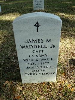 James M Waddell Jr.