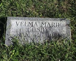 Velma Marie Cosby