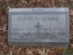 Elizabeth <I>Fuettrer</I> Humble