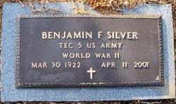 Benjamin F. Silver