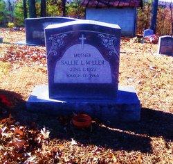 """Sarah L. """"Sallie"""" <I>Carden</I> Miller"""
