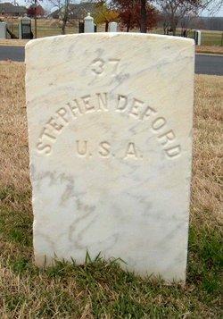 Stephen Deford