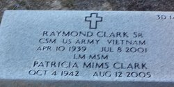 Patricia <I>Mims</I> Clark