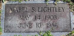 Mabel S. Lightley