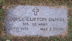 George Clifton Daniel