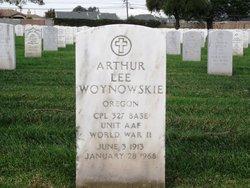 Arthur Lee Woynowskie