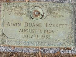 Alvin Duane Everett
