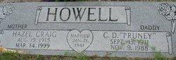 "Clifford D ""Pruney"" Howell"