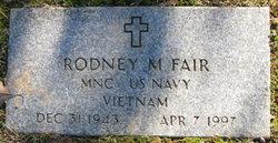 Rodney Maurice Fair