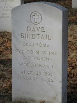 Dave Birdtail