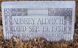 Aubrey B. Aldrich