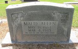 Maude Elmo <I>Rhodes</I> Allen