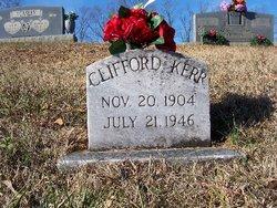 Ray Clifford Kerr