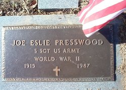 Joe Eslie Presswood