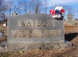 Dixie Bell <I>Franklin</I> Watson