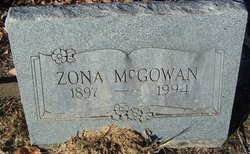Zona McGowan