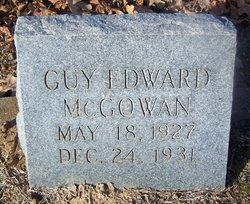 Guy Edward McGowan