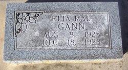 Etta Mae Gann