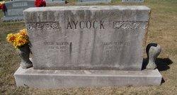 """Effie Lillian """"Lillie"""" <I>Martin</I> Aycock"""