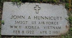 John Alvie Hunnicutt