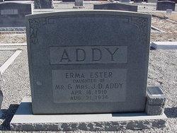 Erma Ester Addy
