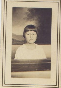 Maurine Nettie <I>Gleghorn</I> Austin