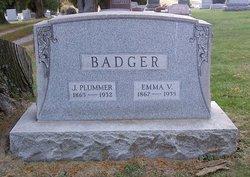 Emma V <I>Ruby</I> Badger