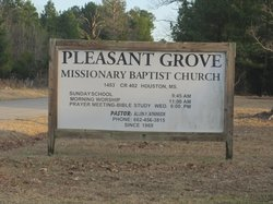 Pleasant Grove Missionary Baptist Church Cemetery