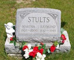 Martha W. <I>Barnes</I> Stults