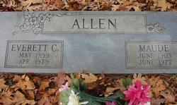 Maude <I>Clark</I> Allen