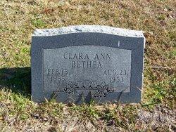 Clara Ann Bethea