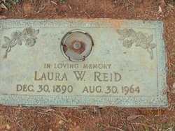 Laura Pearl <I>Wilson</I> Reid