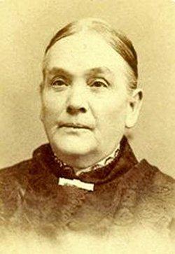 Mary <I>Olney</I> Brown