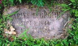 Marlys L. <I>Virtue</I> Grohne