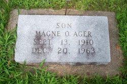Magne O. Ager