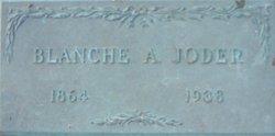 Blanche Adella <I>Duffield</I> Joder