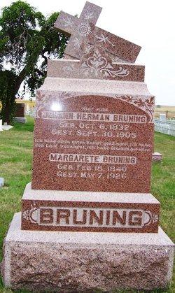 Johann Herman Bruning Sr.