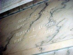 Bertha L <I>Cooper</I> Lundy