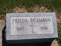 Frieda <I>Schieble</I> Billmann