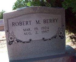 Robert Melvin Berry