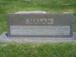 Ralph Compton Malan