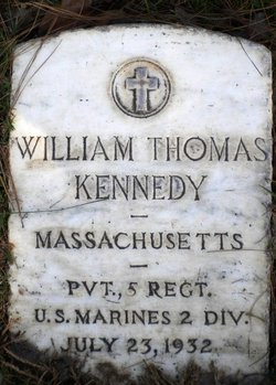 Pvt William Thomas Kennedy