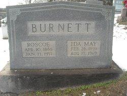 Ida Mae <I>Denton</I> Burnett