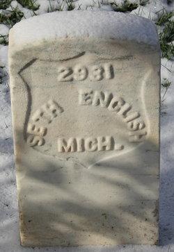 Seth English