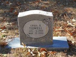 Erma P. Tidwell