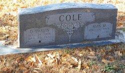 D. Travis Cole